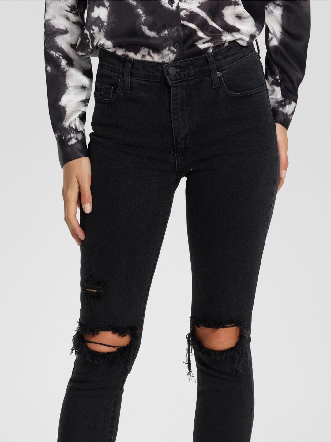 Cult Skinny Ankle Comfort Soltaire