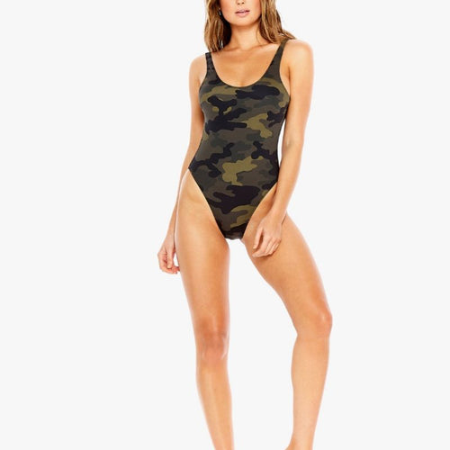 CAMO CLAUDINA ONE PIECE