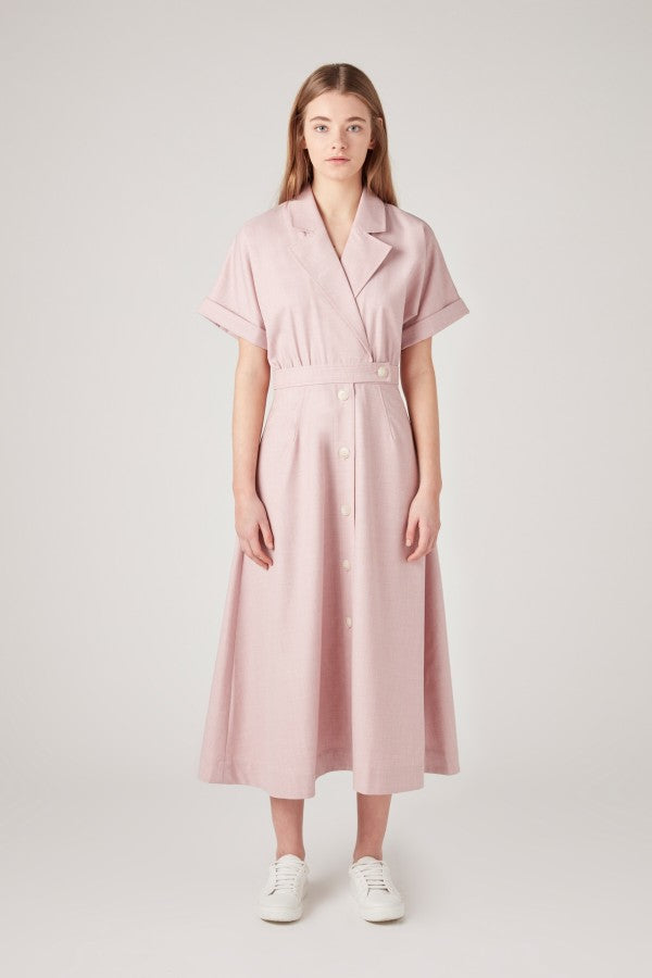 Audrey Shirt Dress