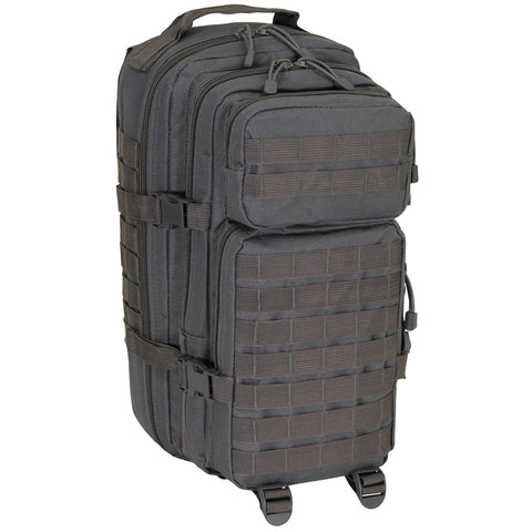 "US Rucksack, Assault I, ""Basic"", grau 30 L"