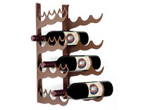 QUAD – 12 BOTTLE RACK