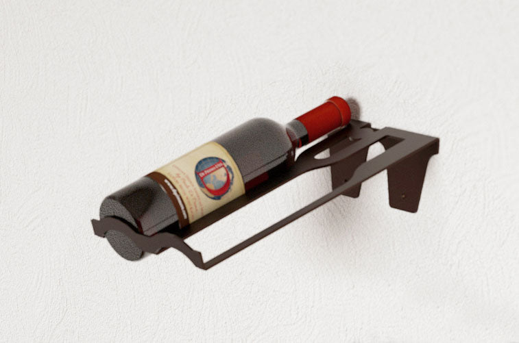DIRECTION DESIGN 2 BOTTLE RACK
