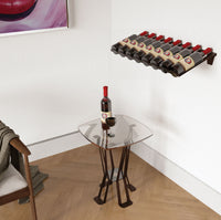 DIRECTION DESIGN 8 BOTTLE RACK