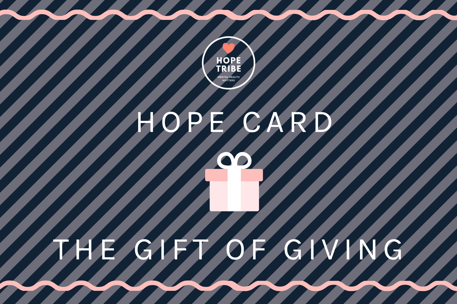 Hope Card - The Gift Of Giving