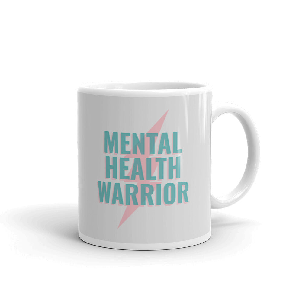 Mental Health Warrior Mug - Hope Tribe Mental Health