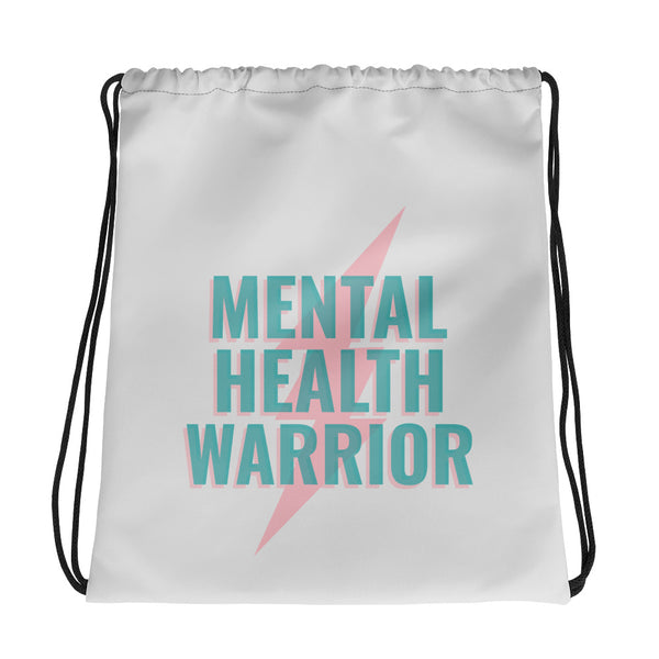 Mental Health Warrior Gym Bag