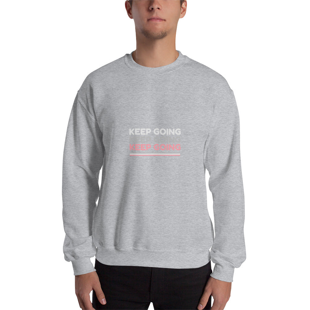 Keep Going Sweatshirt