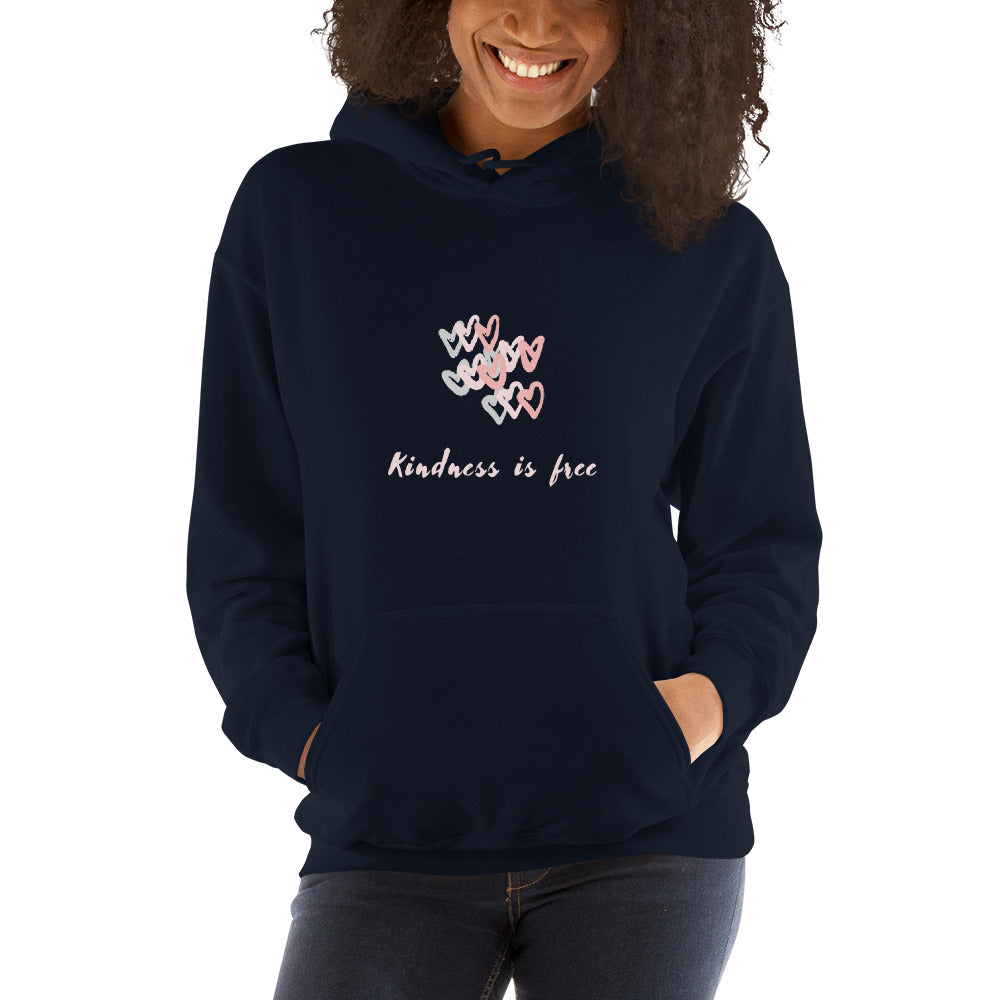 Kidness Is Free Hoodie