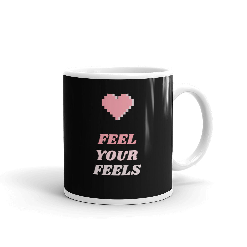 Feel Your Feels Mug - Hope Tribe Mental Health