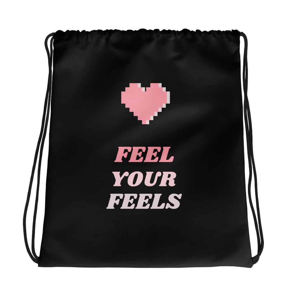 Feel Your Feels Gym Bag - Hope Tribe Mental Health