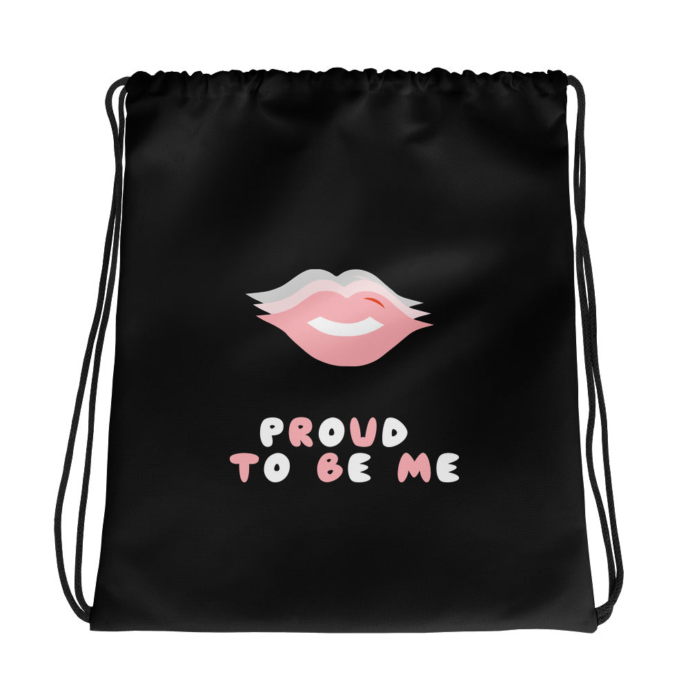 Proud To Be Me Gym Bag - Hope Tribe Mental Health