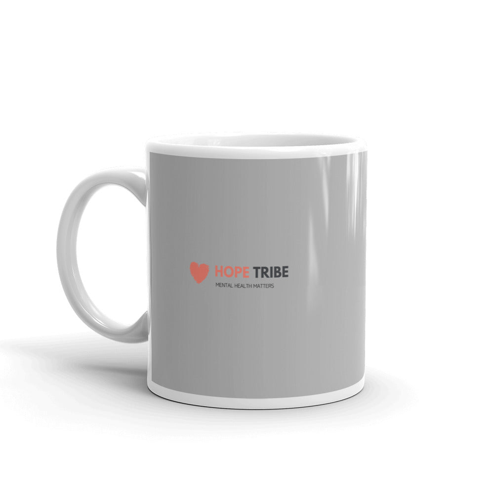 Storms Don't Last Forever Mug - Hope Tribe Mental Health