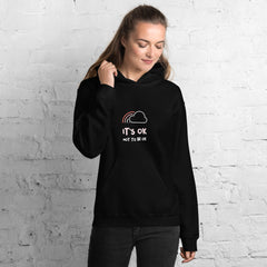It's OK Not To Be Ok Hoodie - Hope Tribe Mental Health Apparel