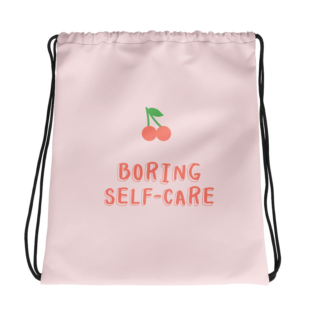 Boring Self-Care Gym Bag