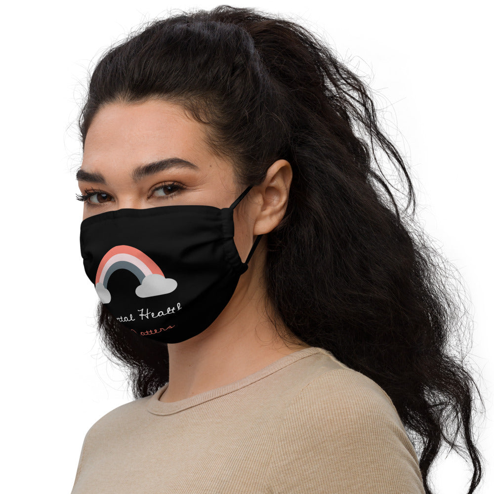 Mental Health Matters Face Mask