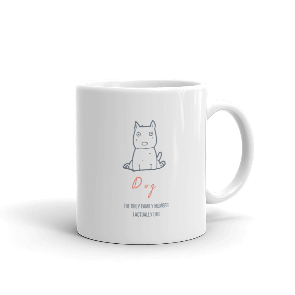 Dog Mug - Hope Tribe Mental Health Apparel & Gifts