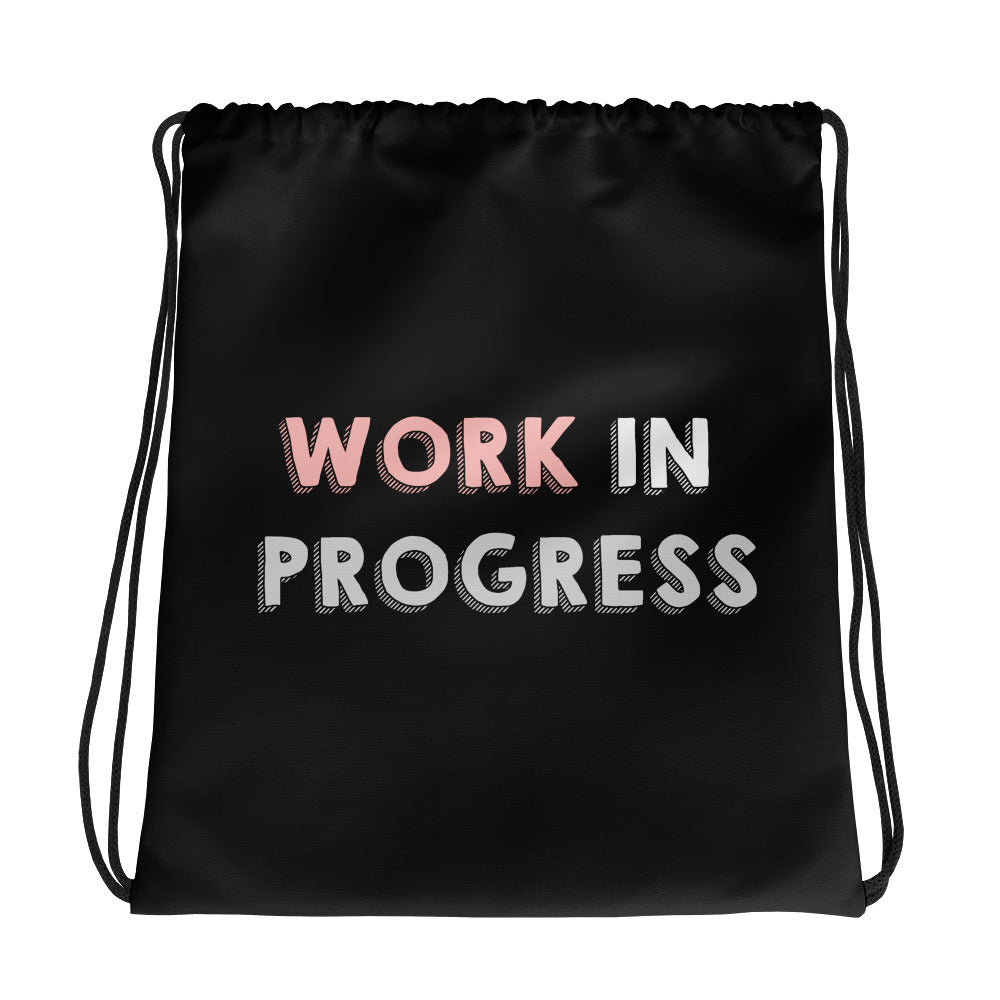 Work In Progress Gym Bag