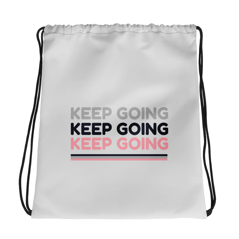 Keep Going Gym Bag