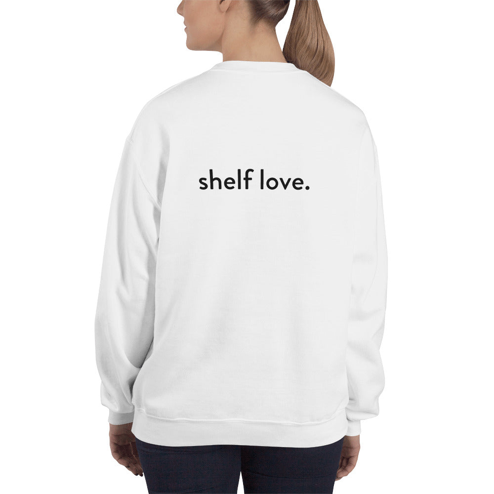 Shelf Help Sweatshirt