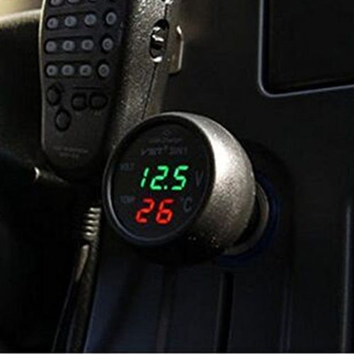 Multifunction Car USB Car Charger