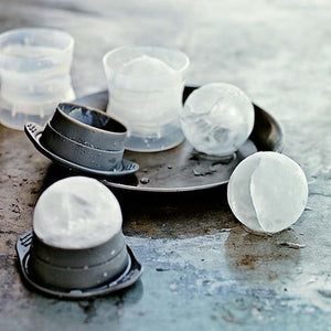 Sphere Ice Molds Set of 2