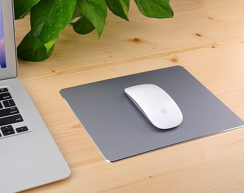 Double Surface Aluminum Mouse Pad