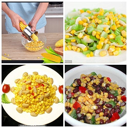 Stainless Steel Corn Stripper