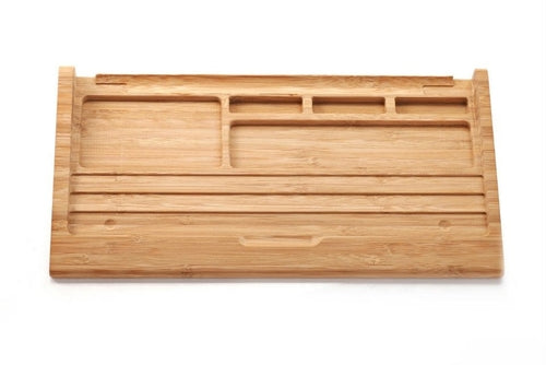 Bamboo Apple Wireless Keyboard Holder