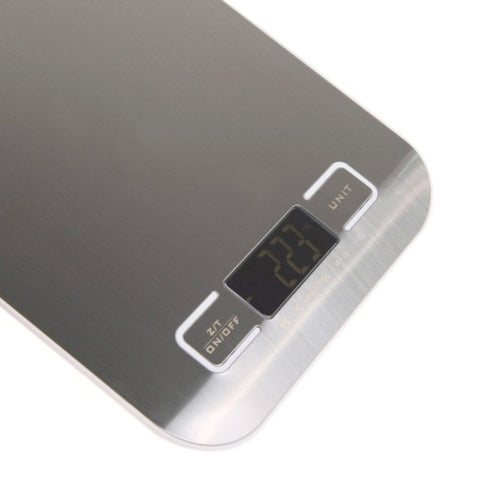 Kitchen Scale Cooking Measure Tools Stainless