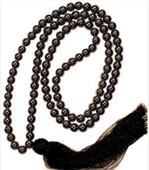 Grounding - Genuine Hematite Japmala
