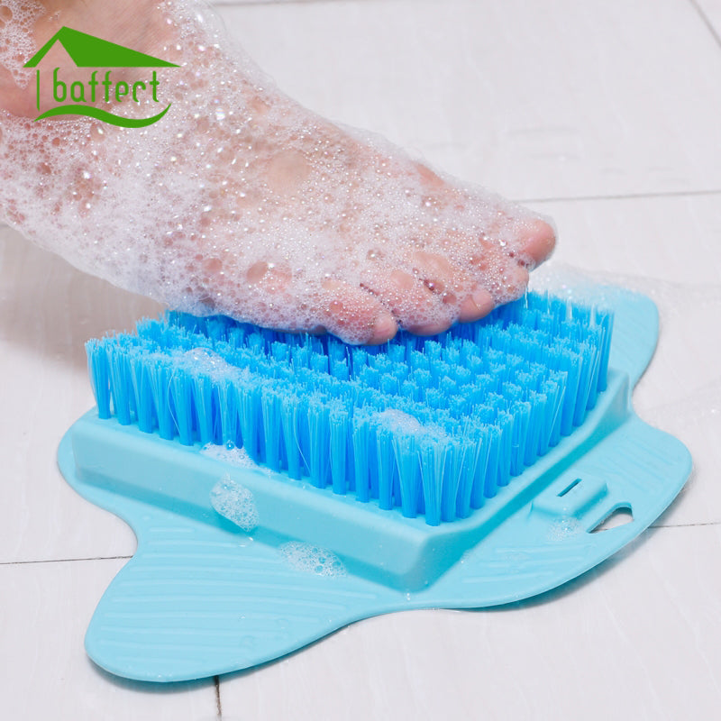 Foot Brush Scrubber Feet Massage Pedicure Tool Scrub Brushes Exfoliating Spa Shower Remove Dead Skin Foot Care Tool Dropshipping