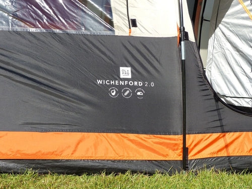 The Wichenford 2.0 8 Berth Tent