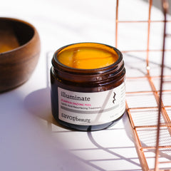 Pumpkin Enzyme Peel // Lactic Acid Resurfacing Treatment