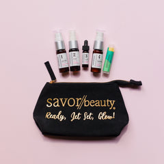 Travel Organic Skincare Kit