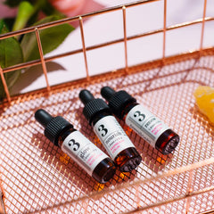 Travel Beauty Serum Trio