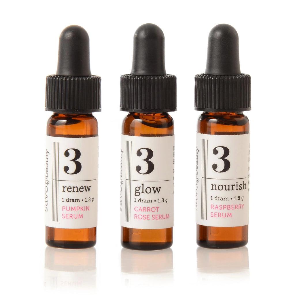 Mini Serum Trio