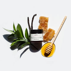 Travel Manuka Honey Sugar Scrub