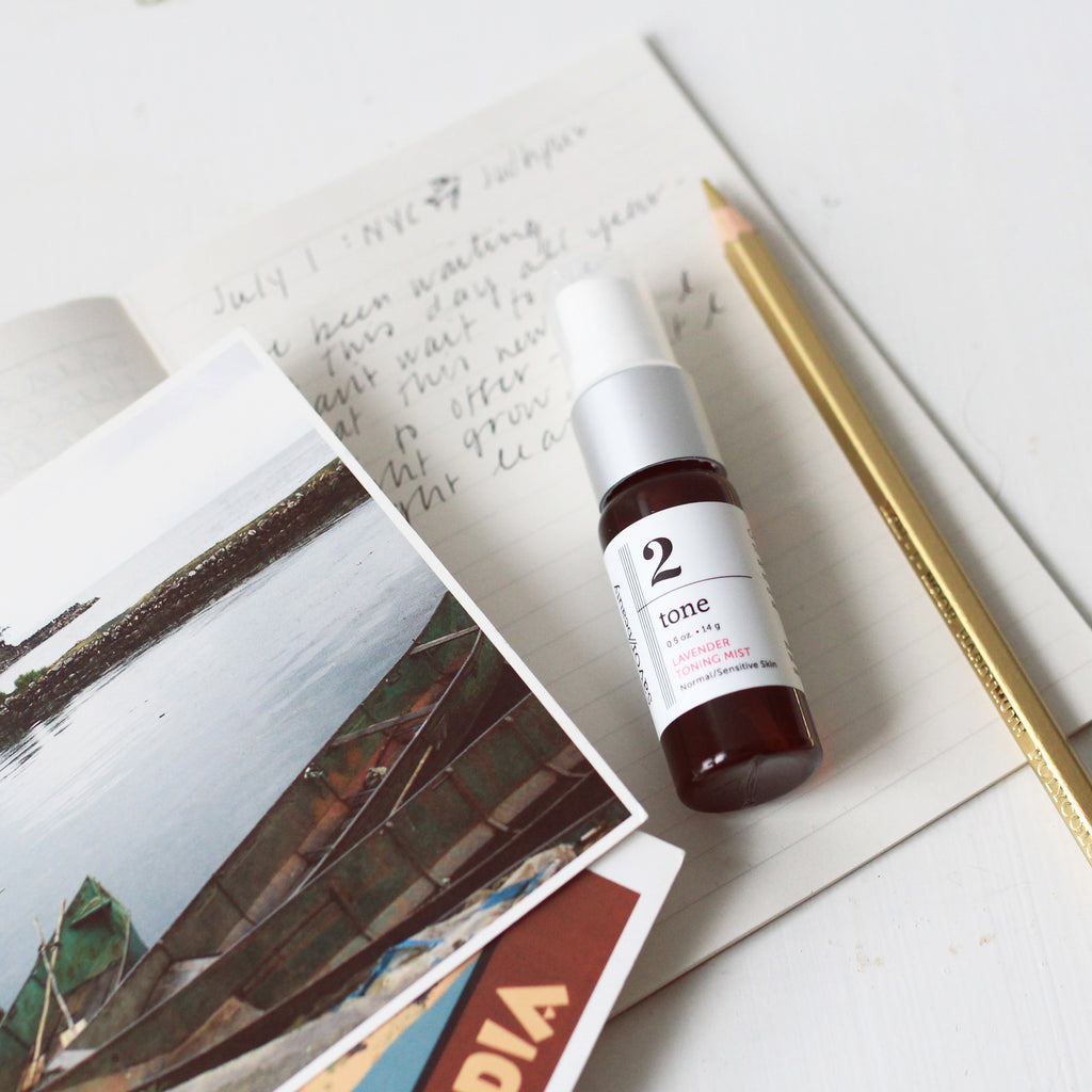 Travel Toning Mist