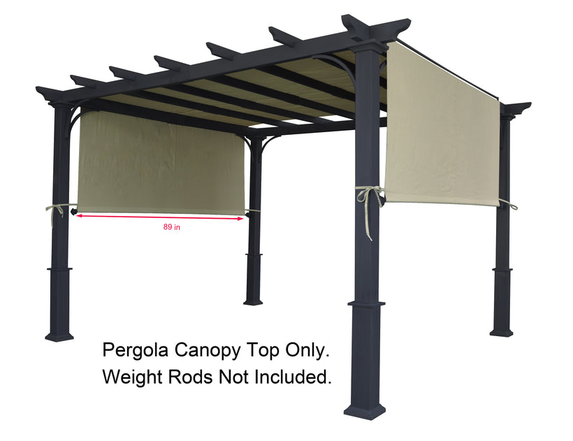 Canopy Top for Pergola