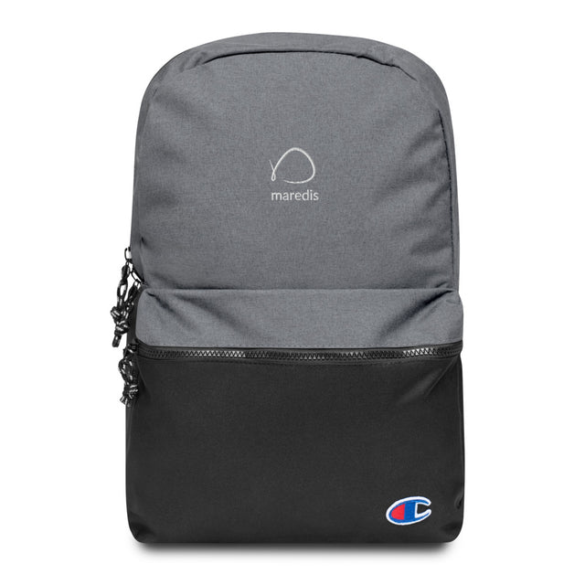 Embroidered Maredis X Champion Backpack