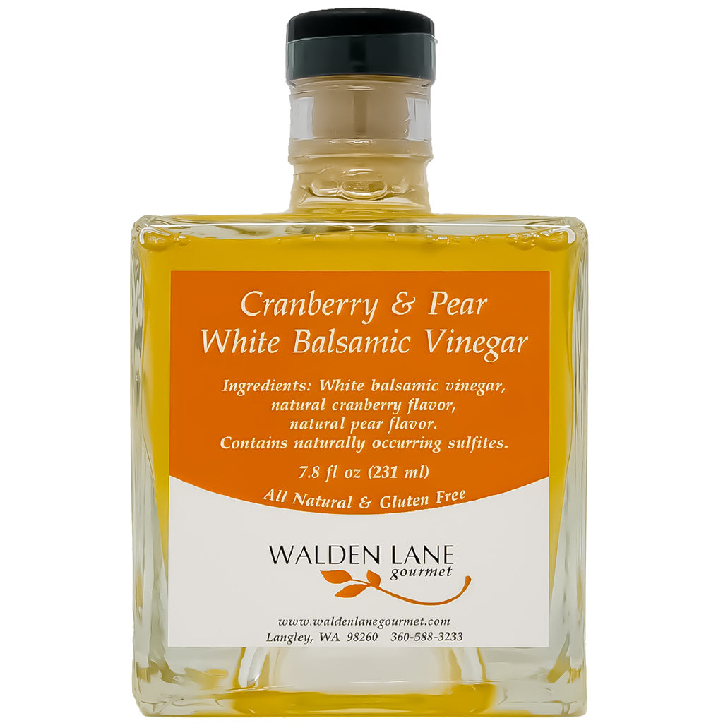 Cranberry & Pear White Balsamic Vinegar