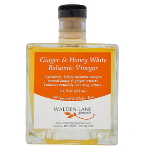 Ginger & Honey White Balsamic Vinegar