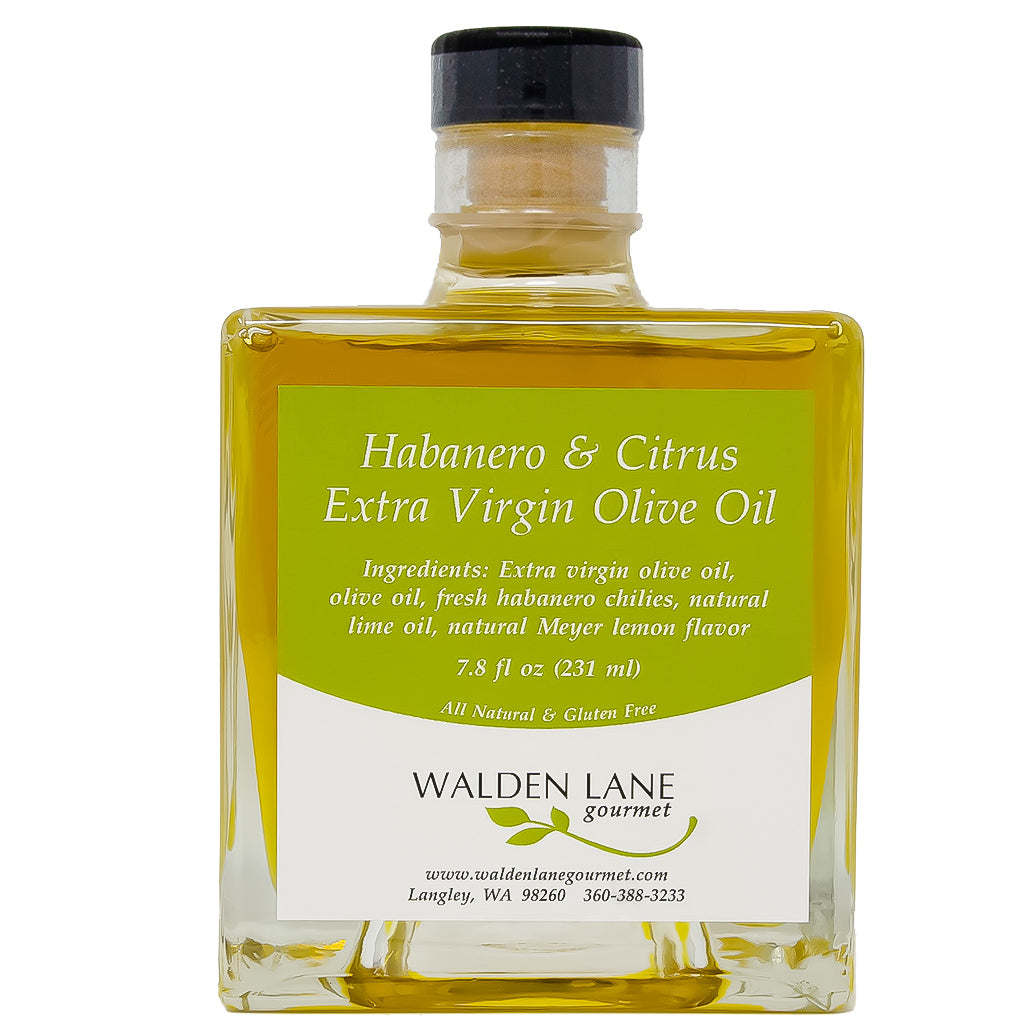Habanero & Citrus Extra Virgin Olive Oil