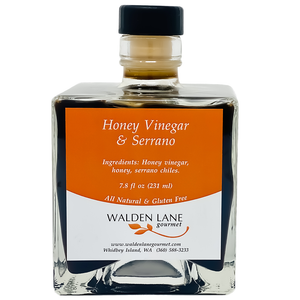 Honey Vinegar & Serrano