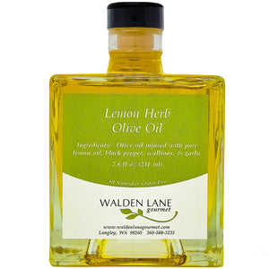 Lemon Herb Olive Oil