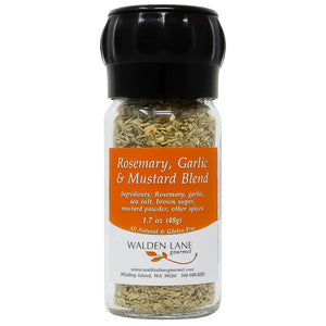 Rosemary, Garlic, & Mustard Blend
