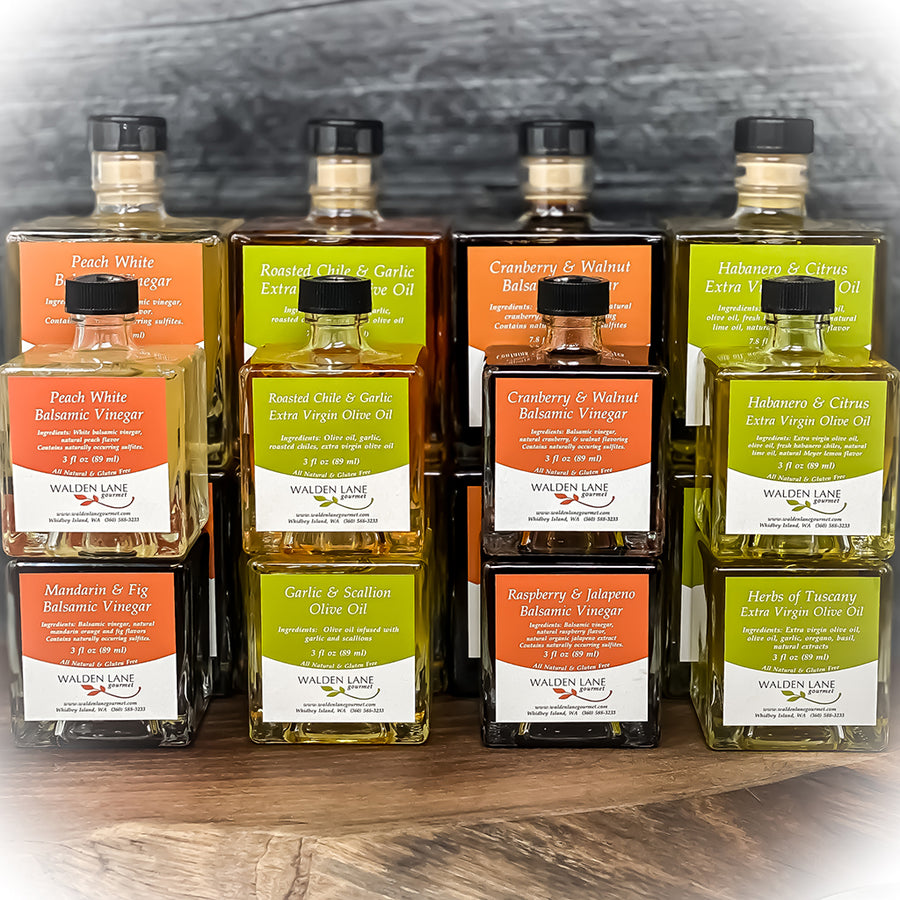 Jalapeno & Lime White Balsamic Vinegar