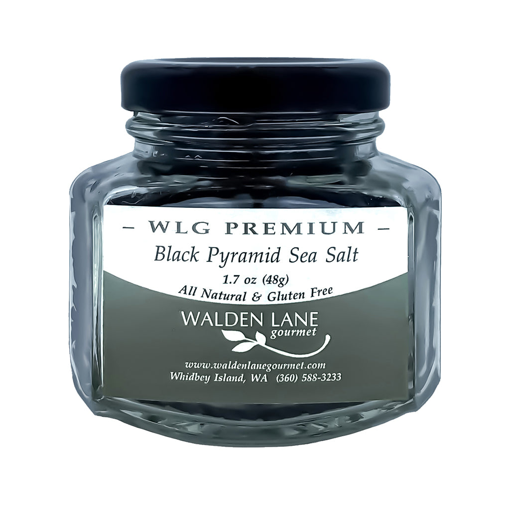 WLG Premium - Black Pyramid Sea Salt
