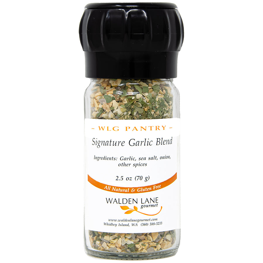WLG Pantry - Signature Garlic Blend