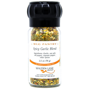 WLG Pantry - Spicy Garlic Blend